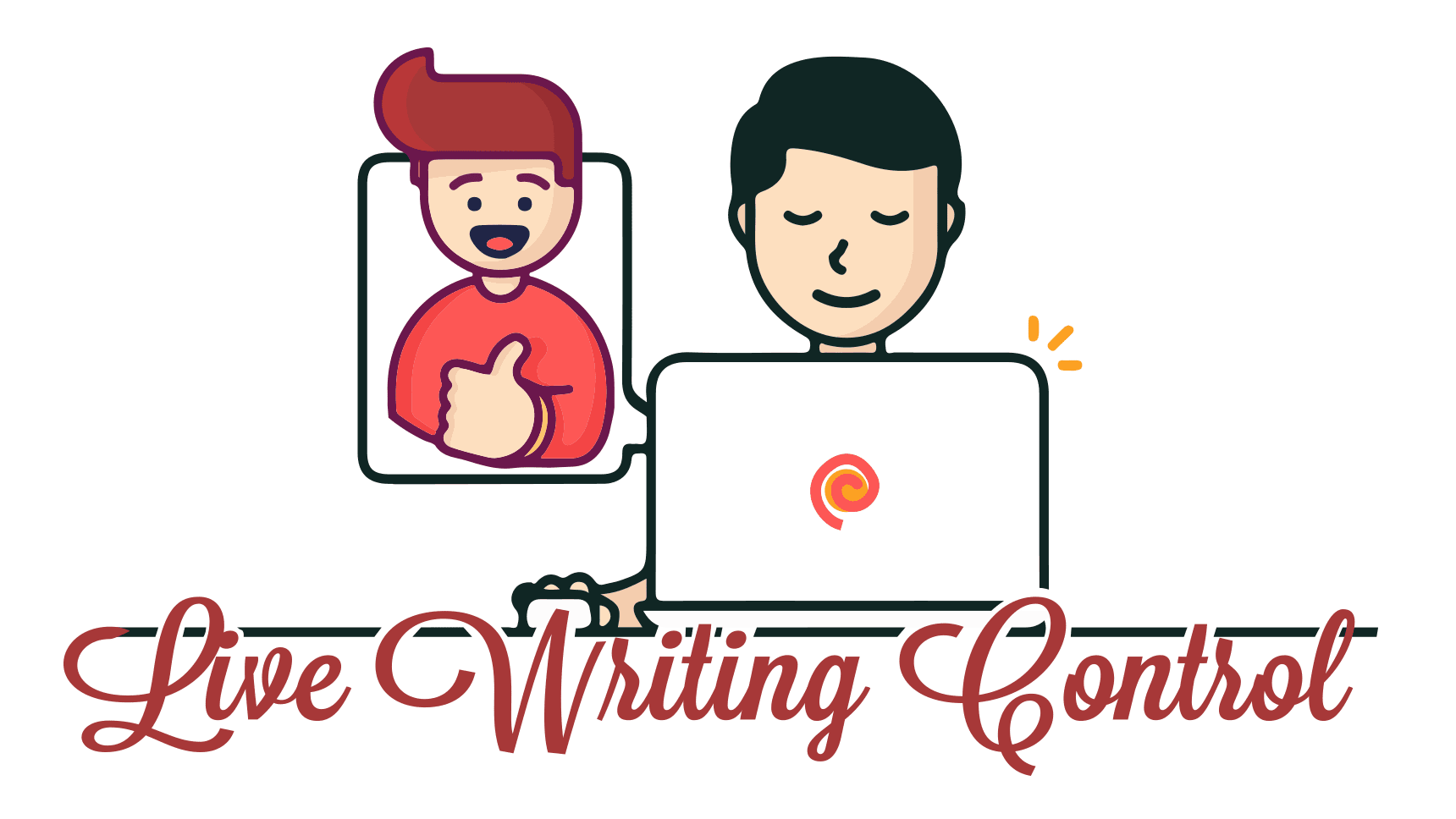 How Live Writing Control works?